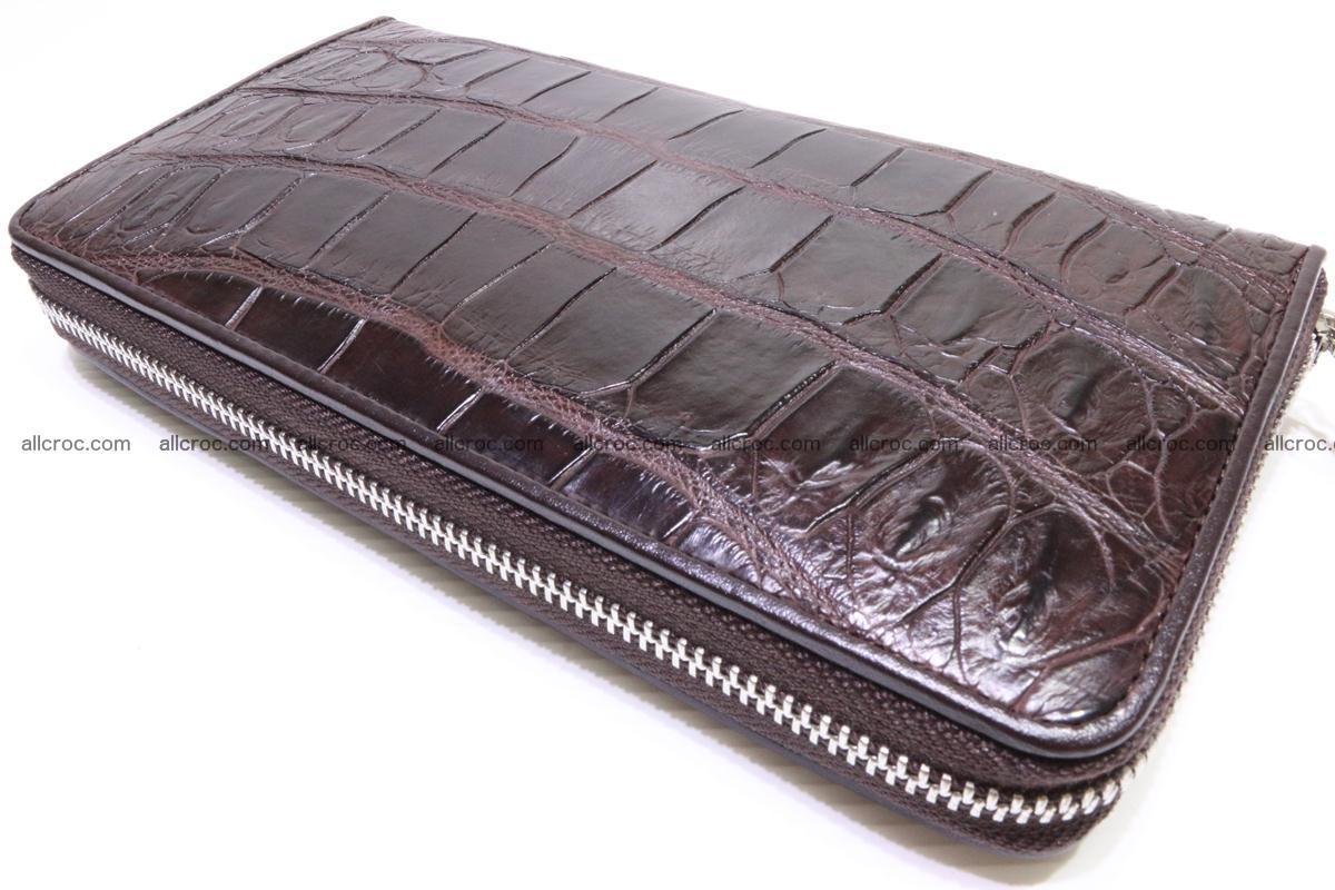 Crocodile wallet 1zip 331 Foto 7