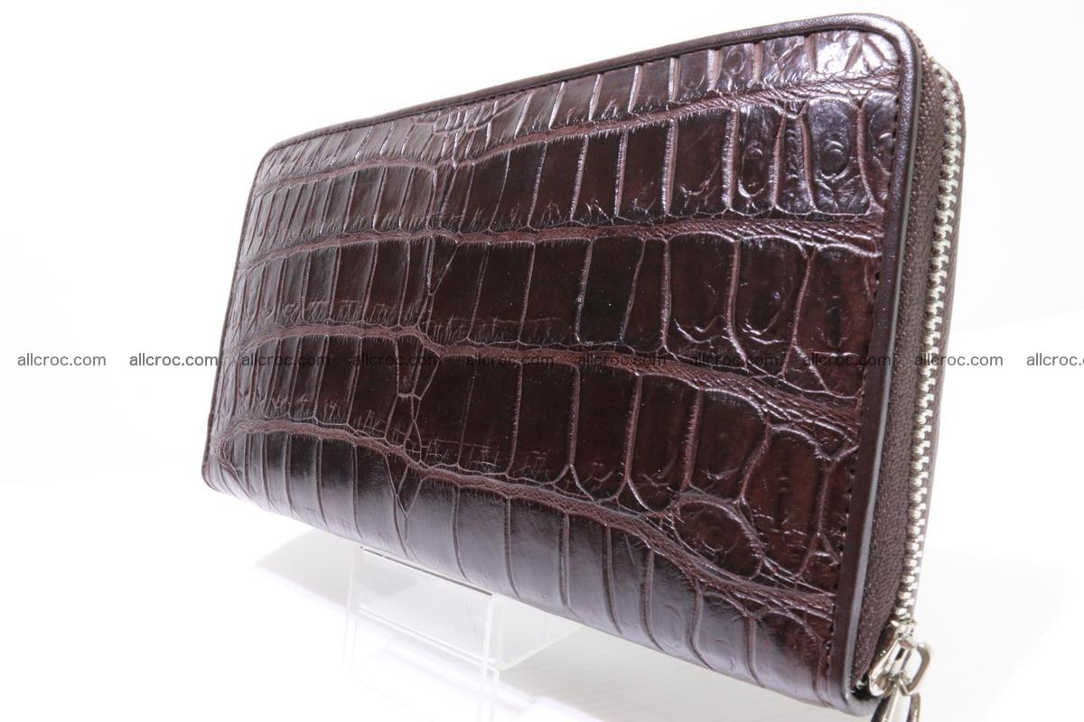 Crocodile wallet 1zip 331 Foto 1