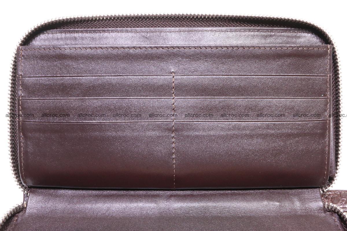 Crocodile wallet 1zip 331 Foto 12