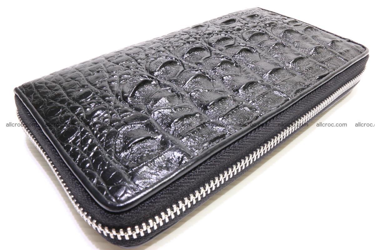Crocodile wallet 1zip 334 Foto 4