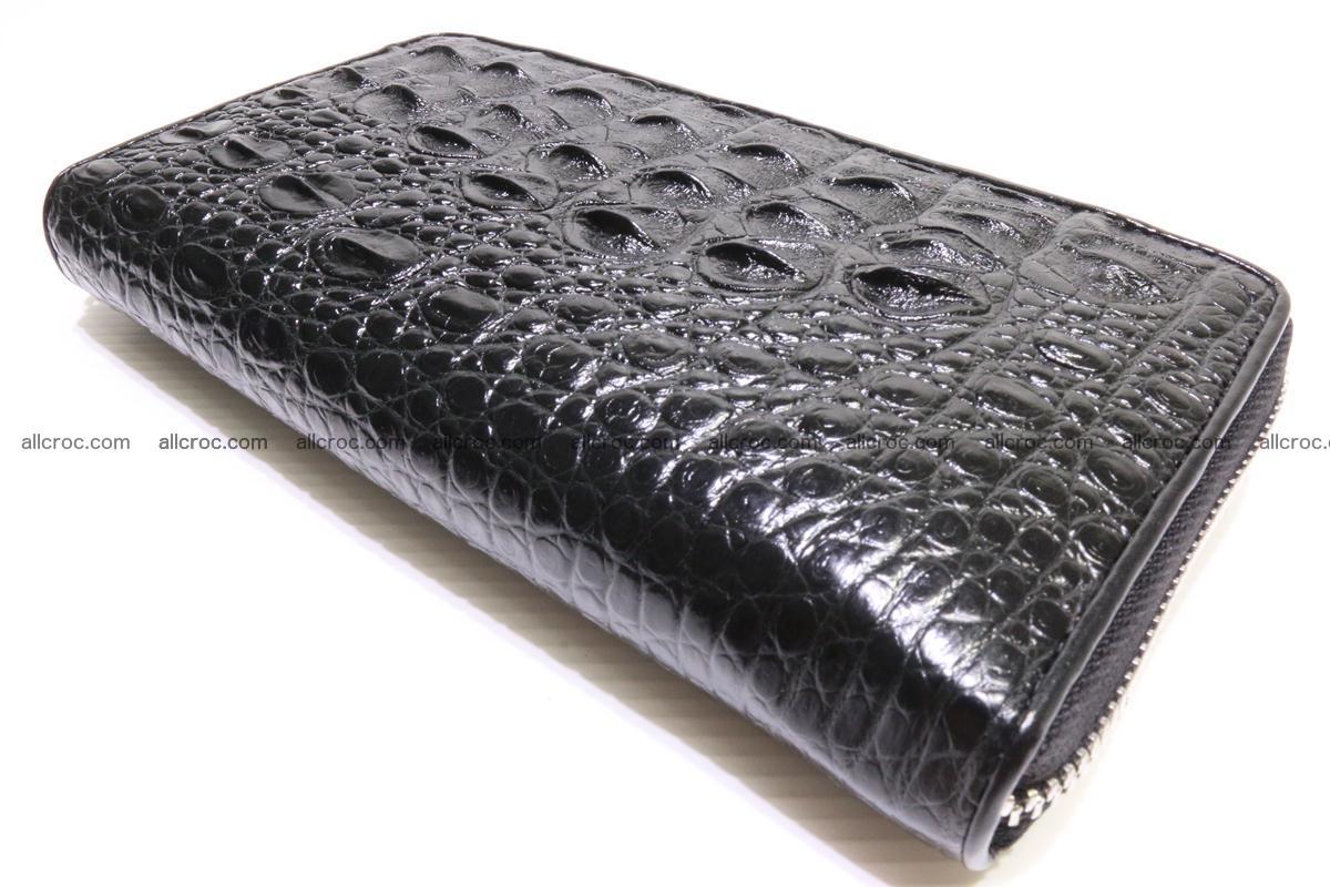 Crocodile wallet 1zip 334 Foto 7