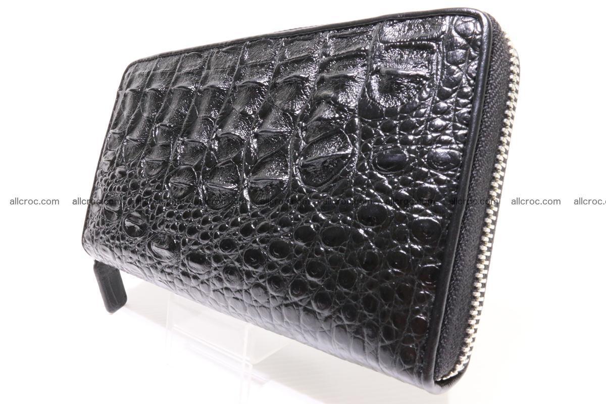 Crocodile wallet 1zip 334 Foto 2