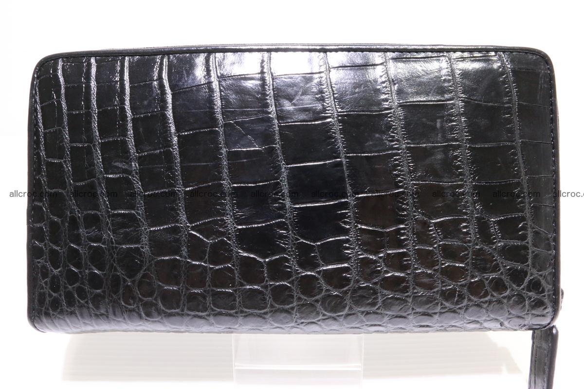 Crocodile wallet 1zip 334 Foto 1