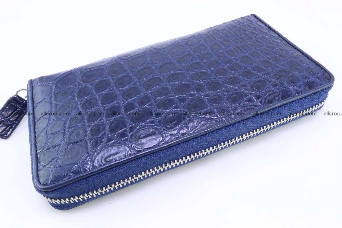 Crocodile wallet 1zip 338 Foto 4
