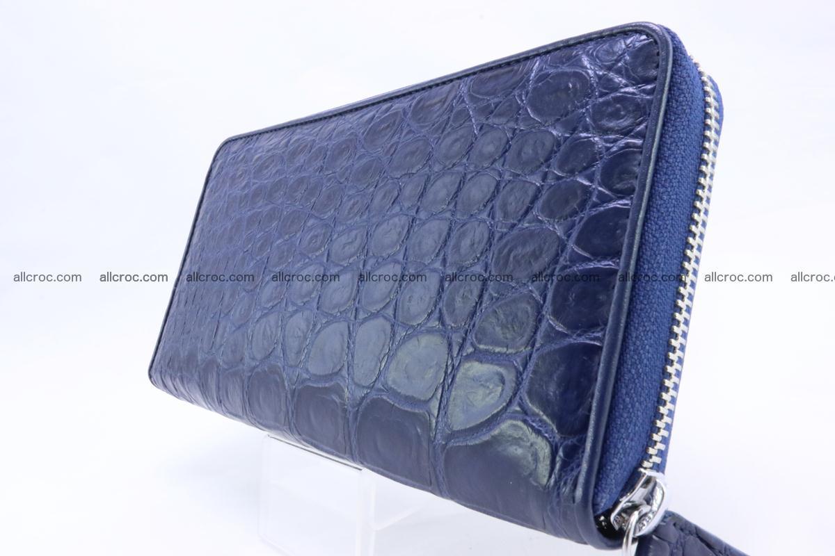 Crocodile wallet 1zip 338 Foto 2
