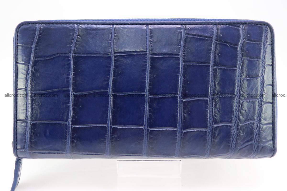 Crocodile wallet 1zip 338 Foto 0