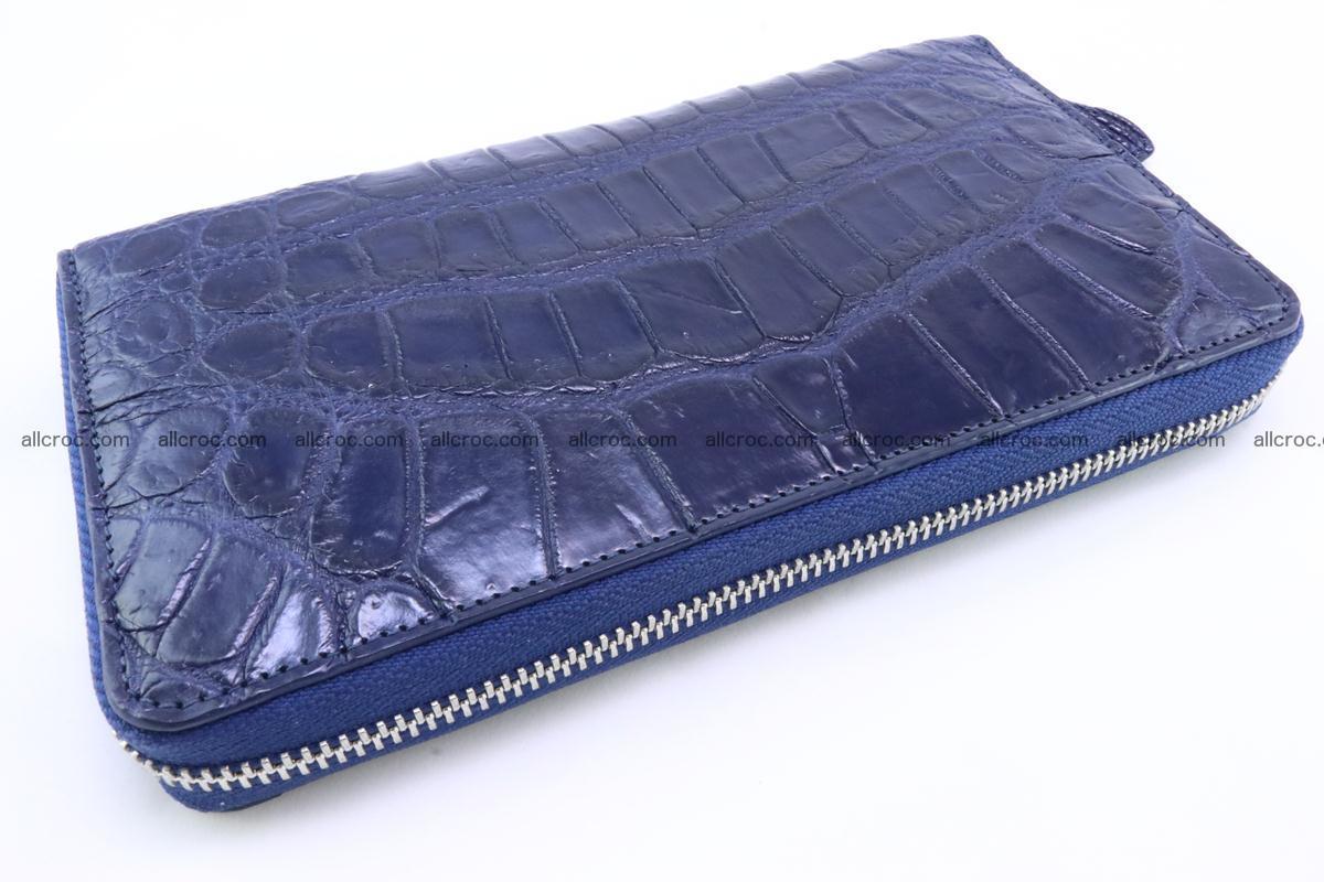 Crocodile wallet 1zip 339 Foto 4