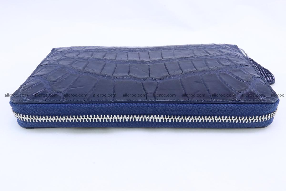 Crocodile wallet 1zip 339 Foto 5