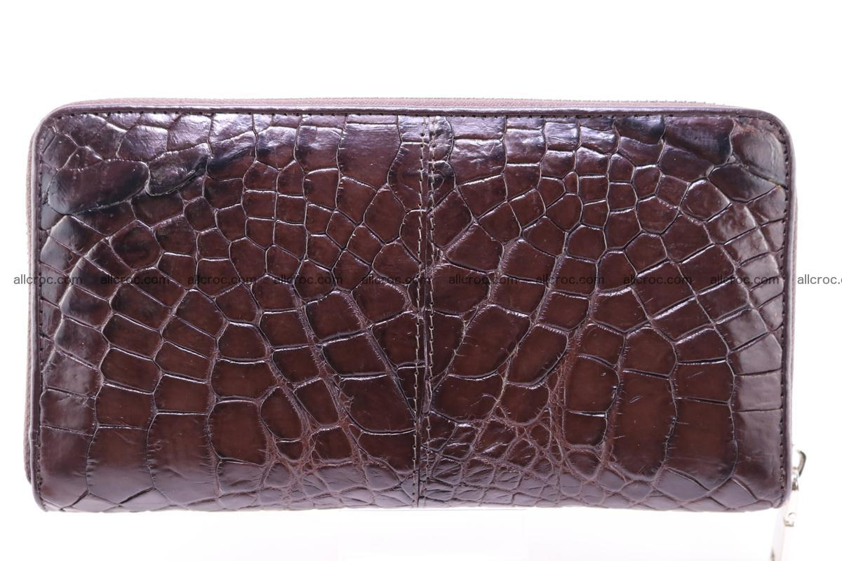 Crocodile wallet 1zip 330 Foto 0