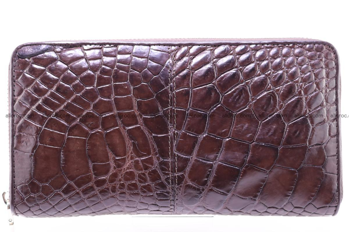 Crocodile wallet 1zip 330 Foto 1