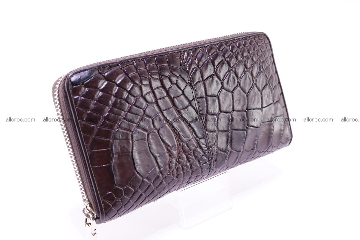 Crocodile wallet 1zip 330 Foto 2
