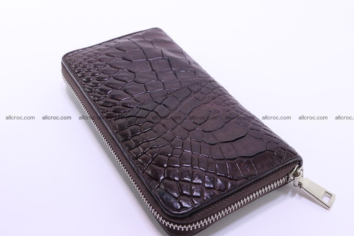 Crocodile wallet 1zip 330 Foto 4