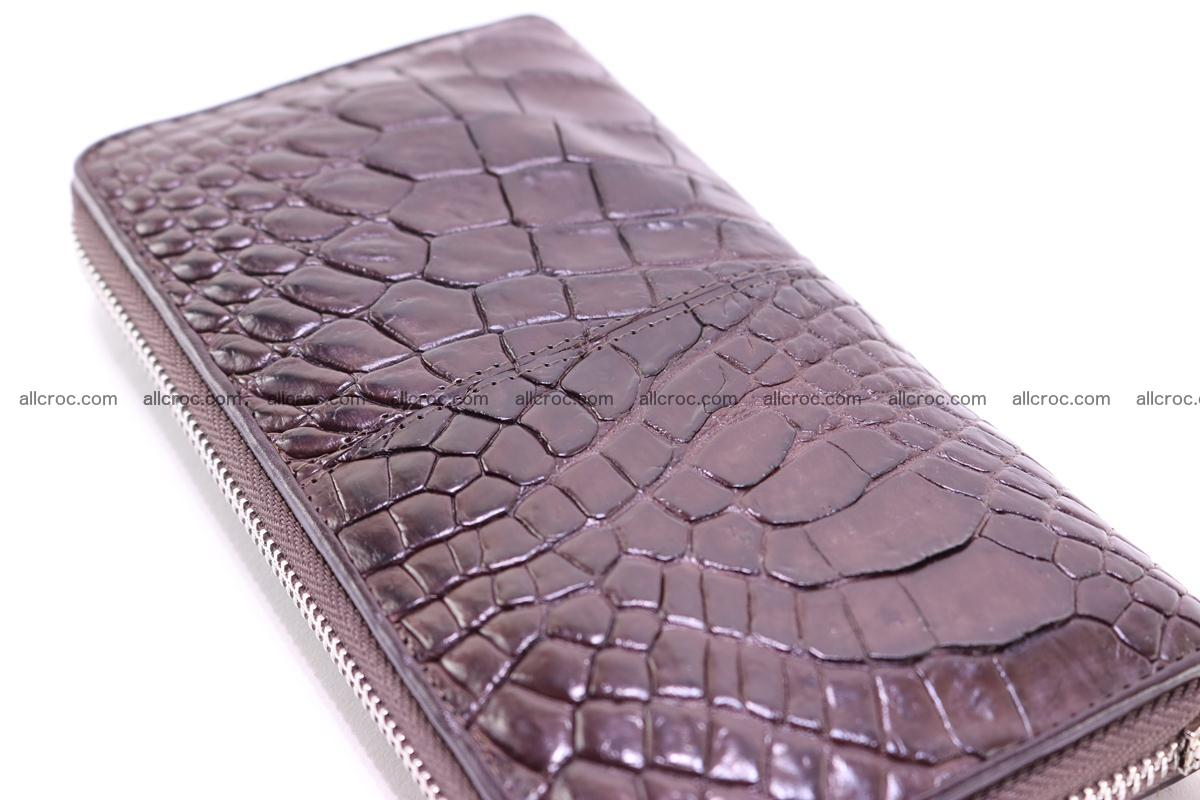Crocodile wallet 1zip 330 Foto 5