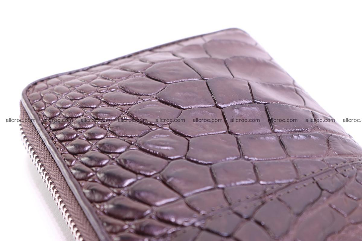 Crocodile wallet 1zip 330 Foto 6