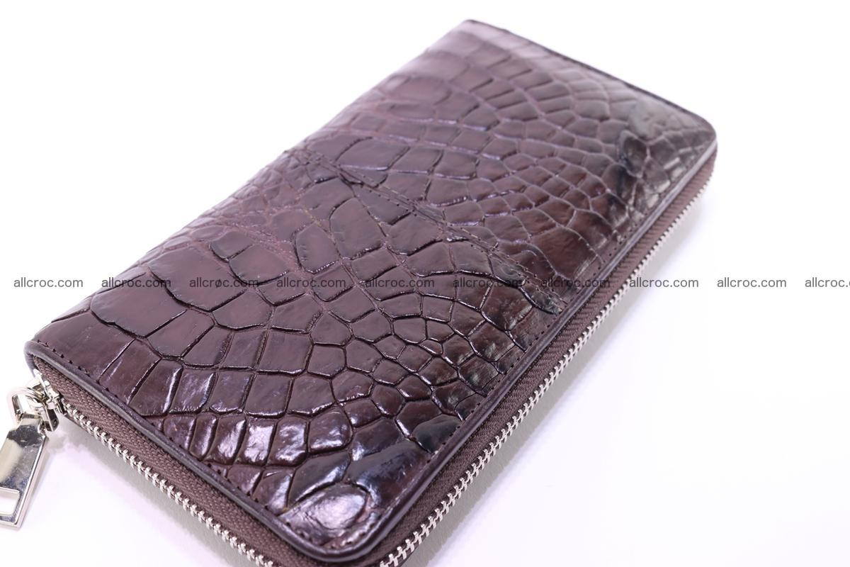Crocodile wallet 1zip 330 Foto 7