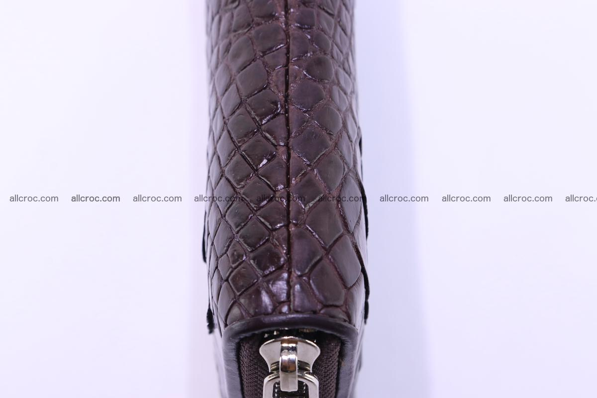 Crocodile wallet 1zip 330 Foto 9