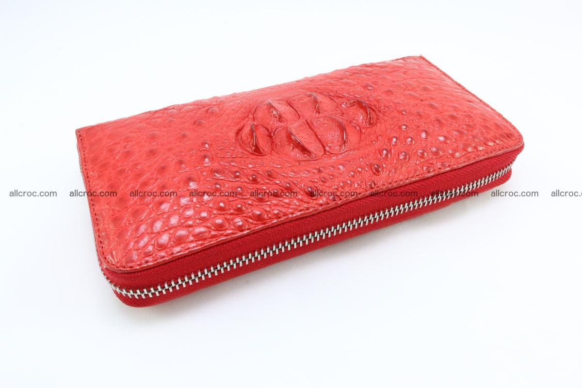 Crocodile wallet 1zip 340 Foto 4