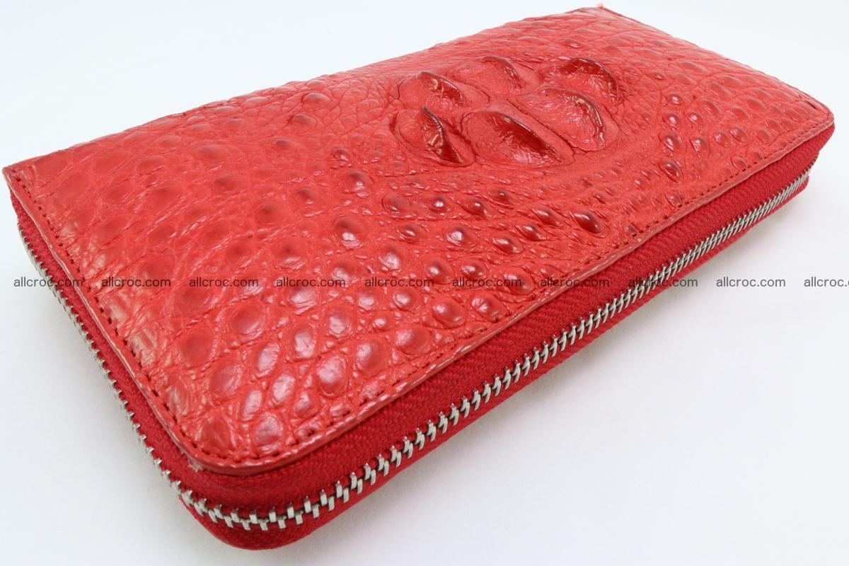 Crocodile wallet 1zip 340 Foto 7