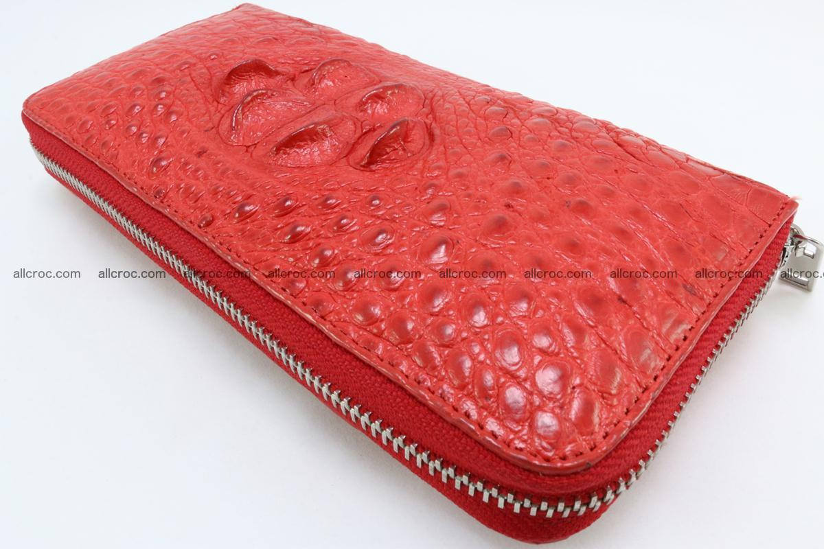 Crocodile wallet 1zip 340 Foto 8