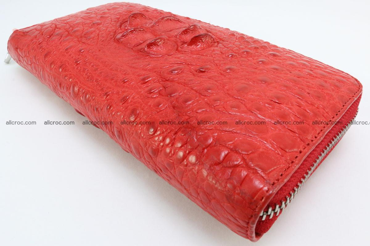Crocodile wallet 1zip 340 Foto 6