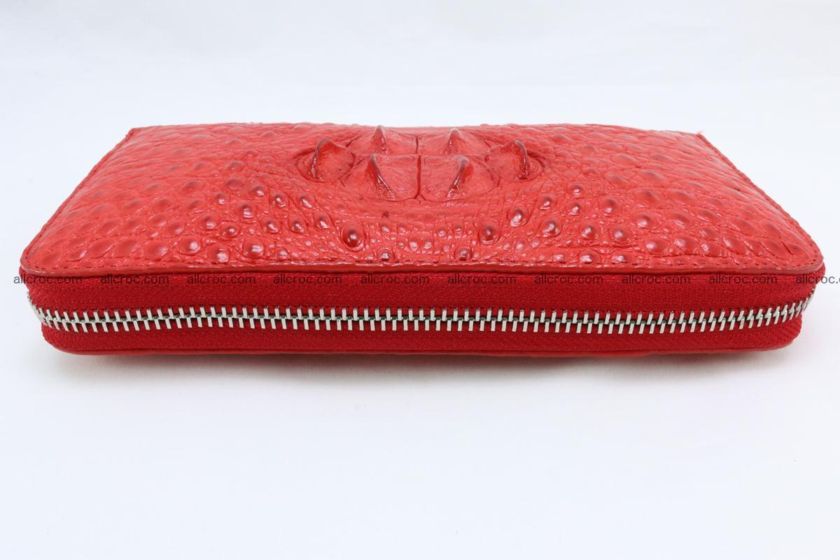 Crocodile wallet 1zip 340 Foto 3