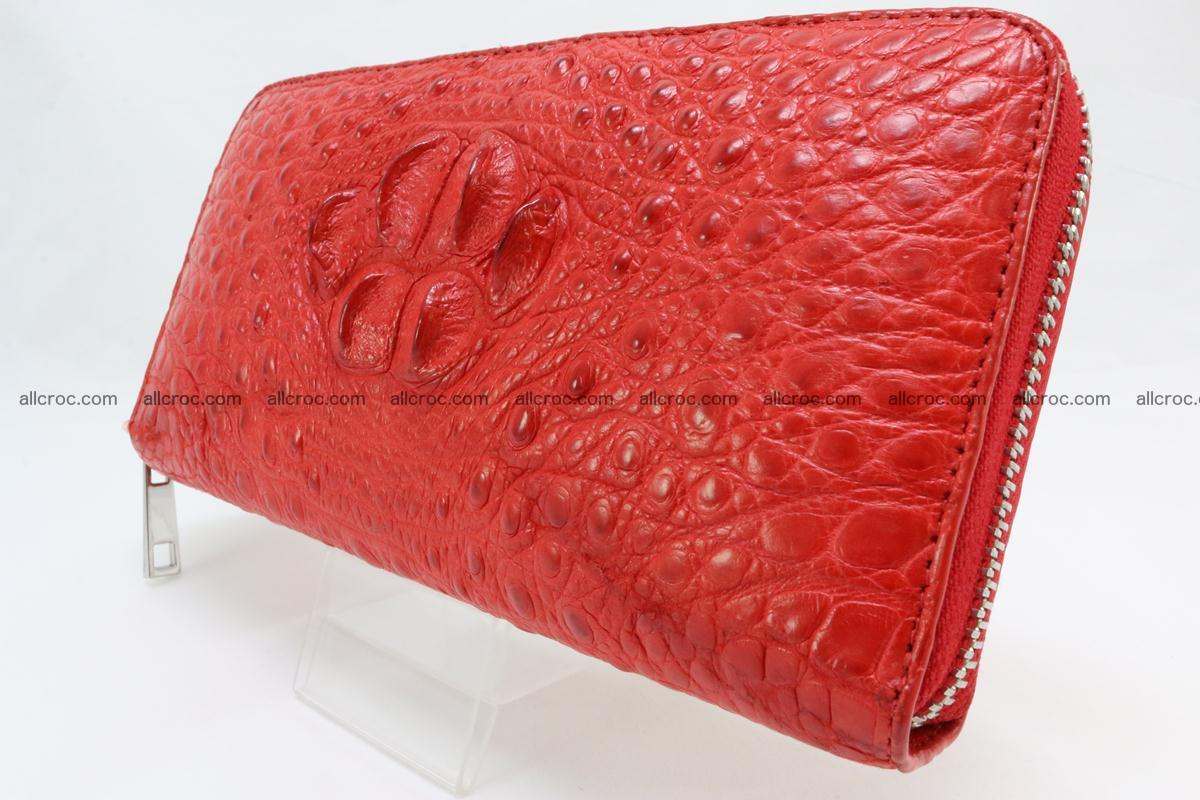 Crocodile wallet 1zip 340 Foto 2
