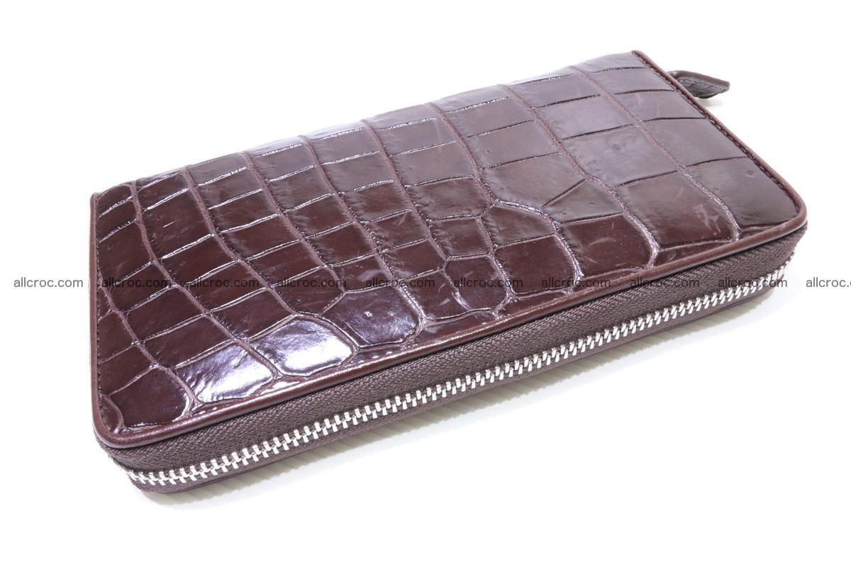 Crocodile wallet 1zip 333 Foto 10