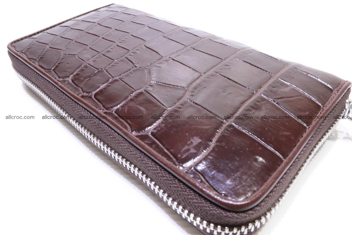 Crocodile wallet 1zip 333 Foto 2