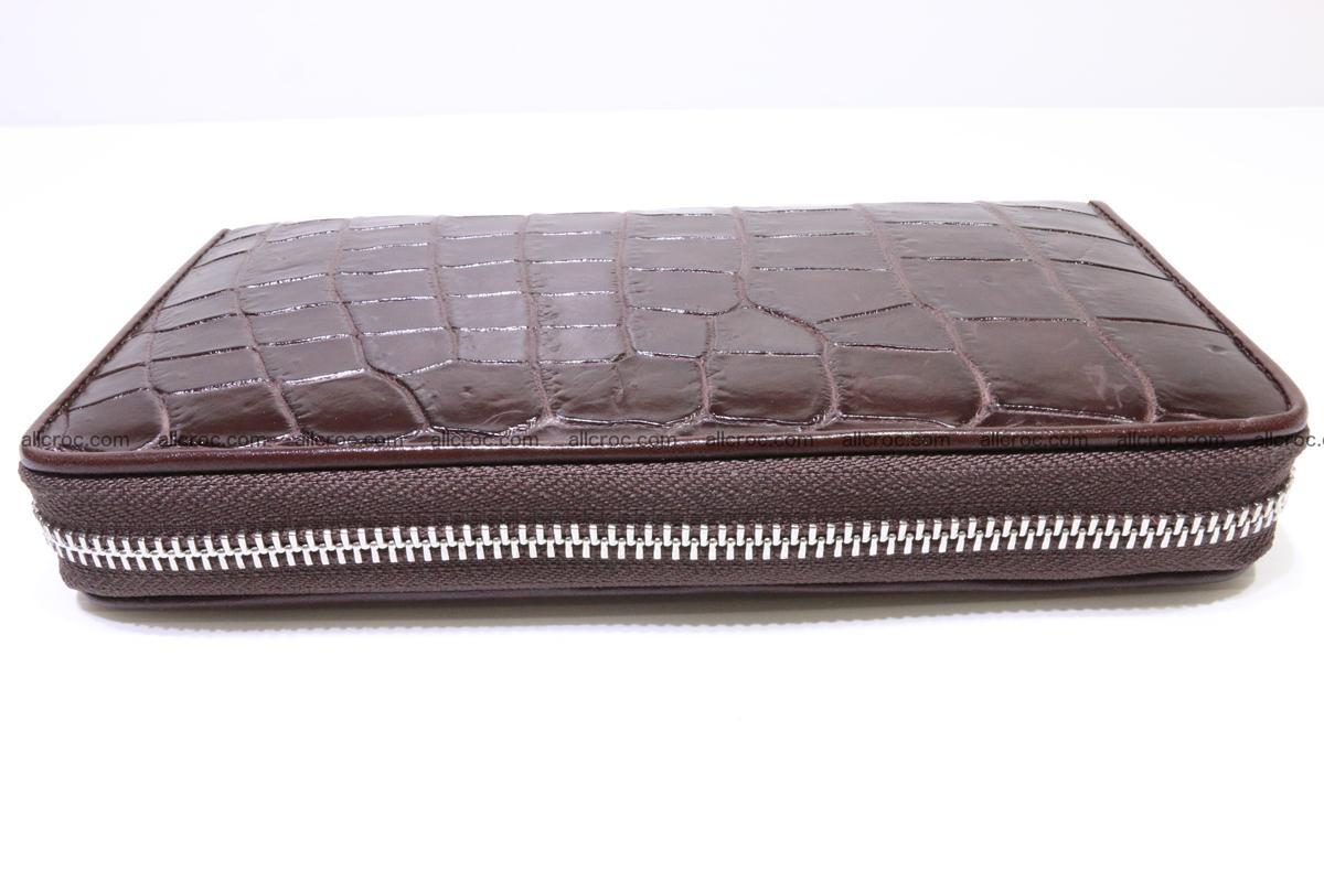 Crocodile wallet 1zip 333 Foto 7