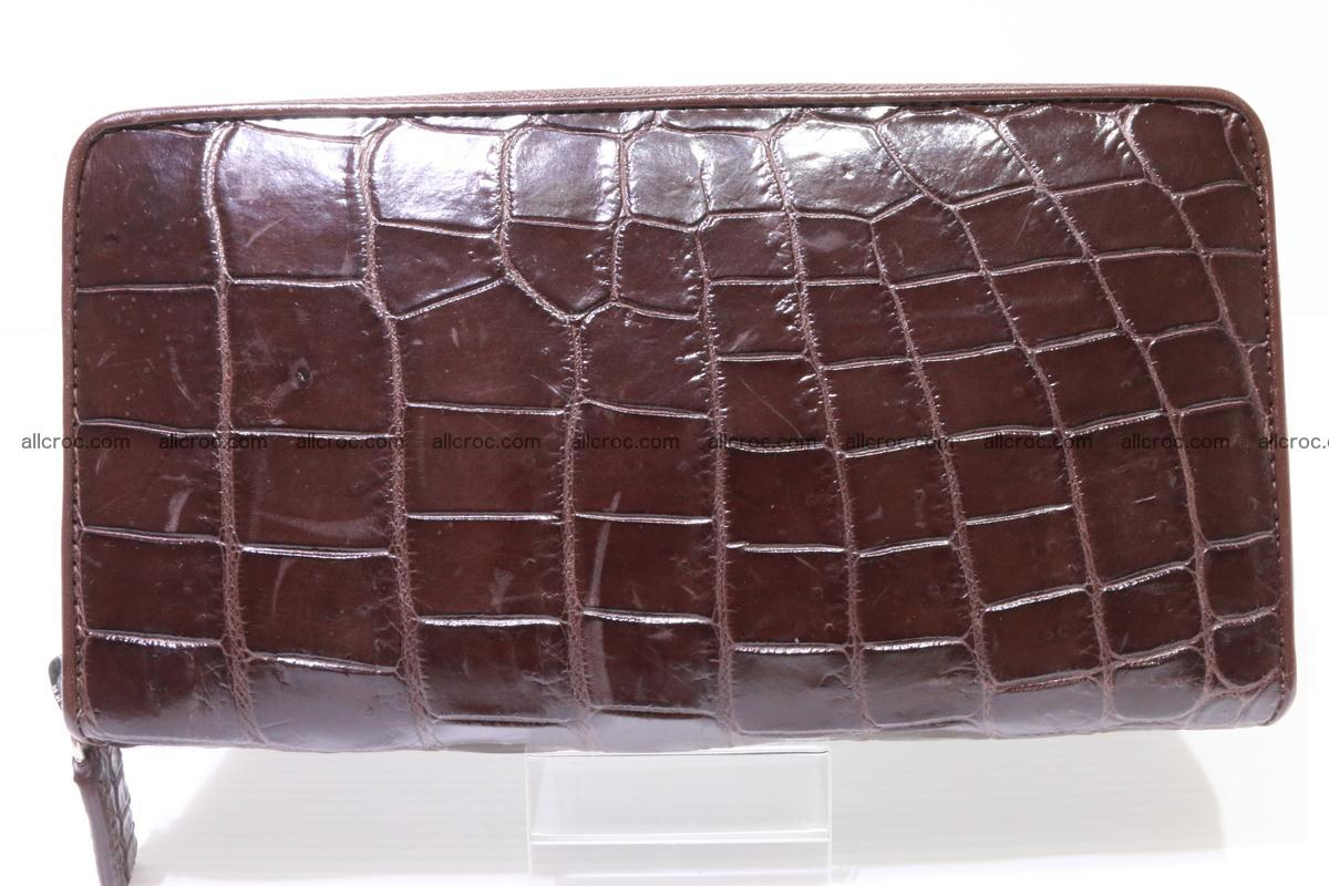 Crocodile wallet 1zip 333 Foto 0