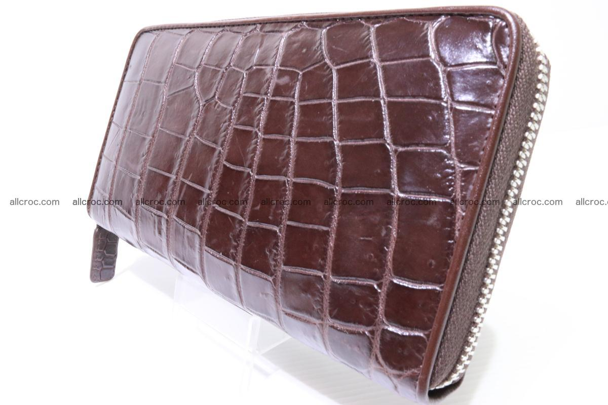 Crocodile wallet 1zip 333 Foto 6