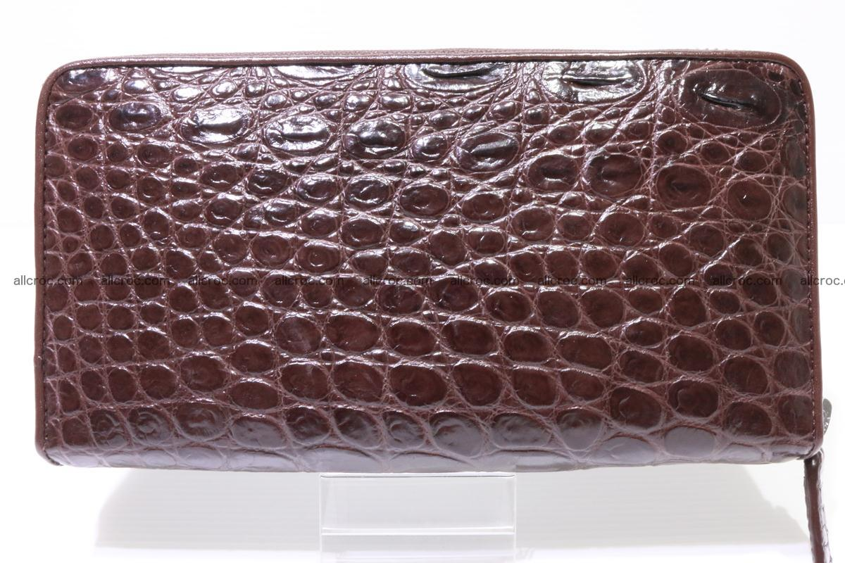 Crocodile wallet 1zip 333 Foto 1
