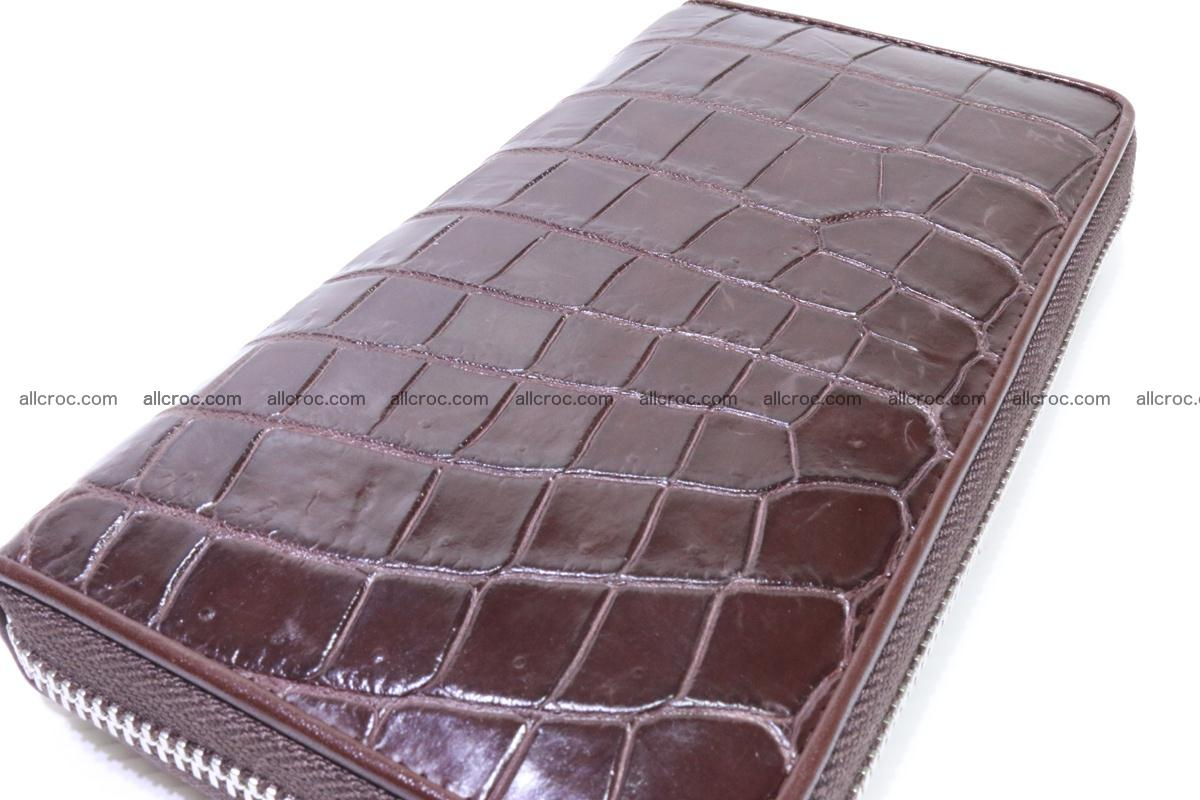 Crocodile wallet 1zip 333 Foto 8