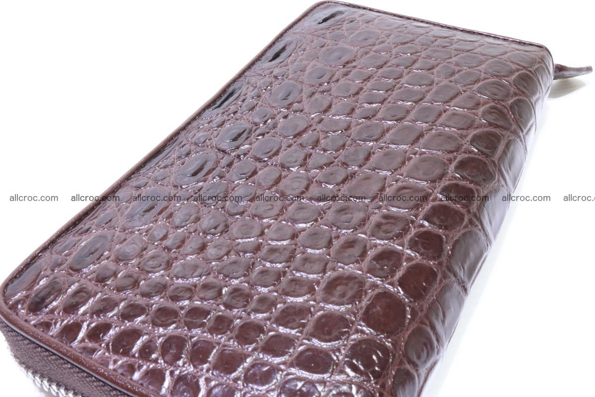 Crocodile wallet 1zip 333 Foto 11