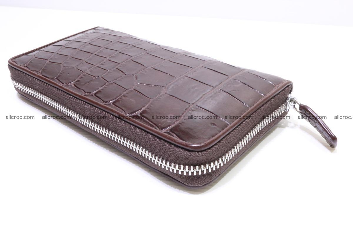 Crocodile wallet 1zip 333 Foto 9