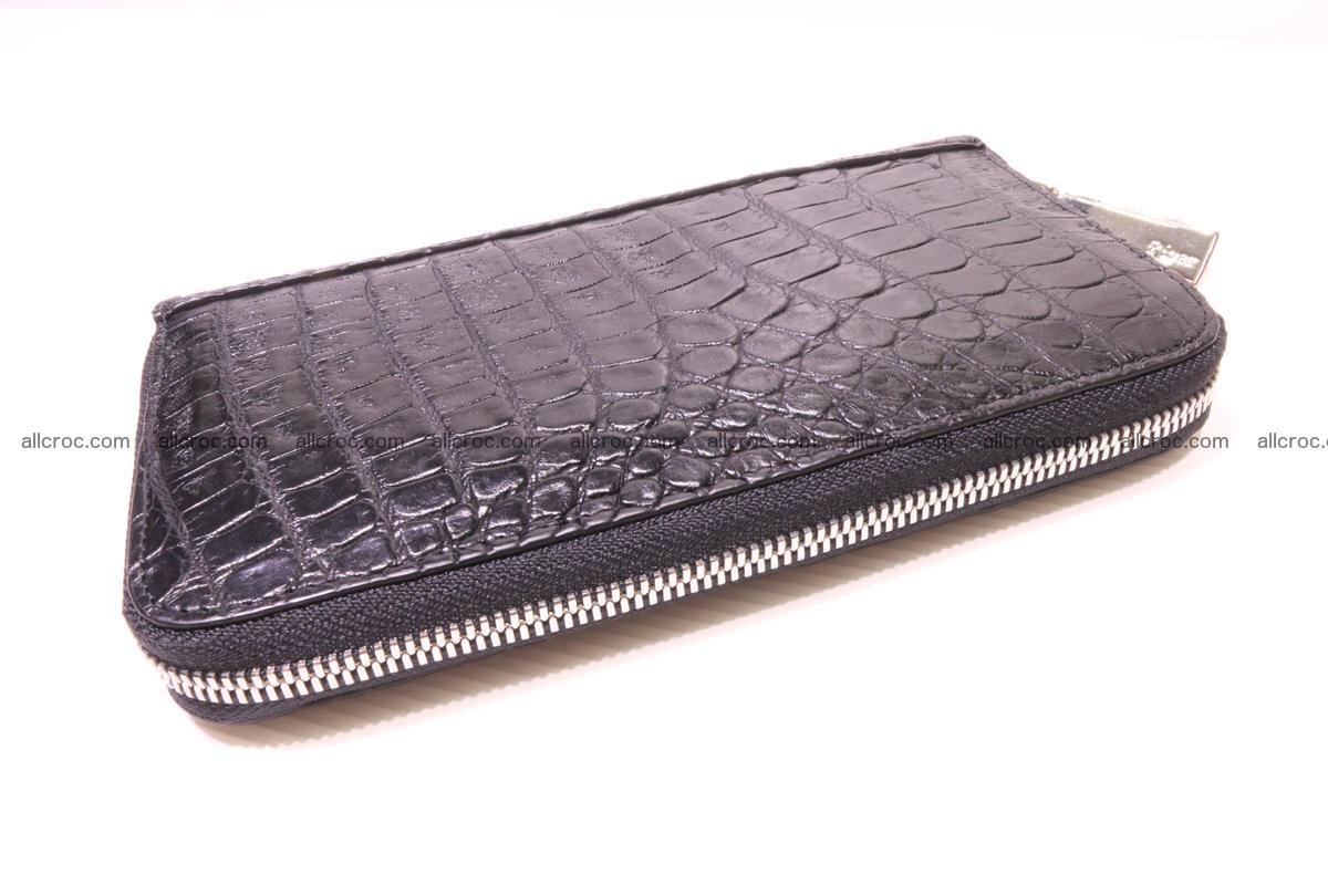 Crocodile wallet 1zip 336 Foto 2
