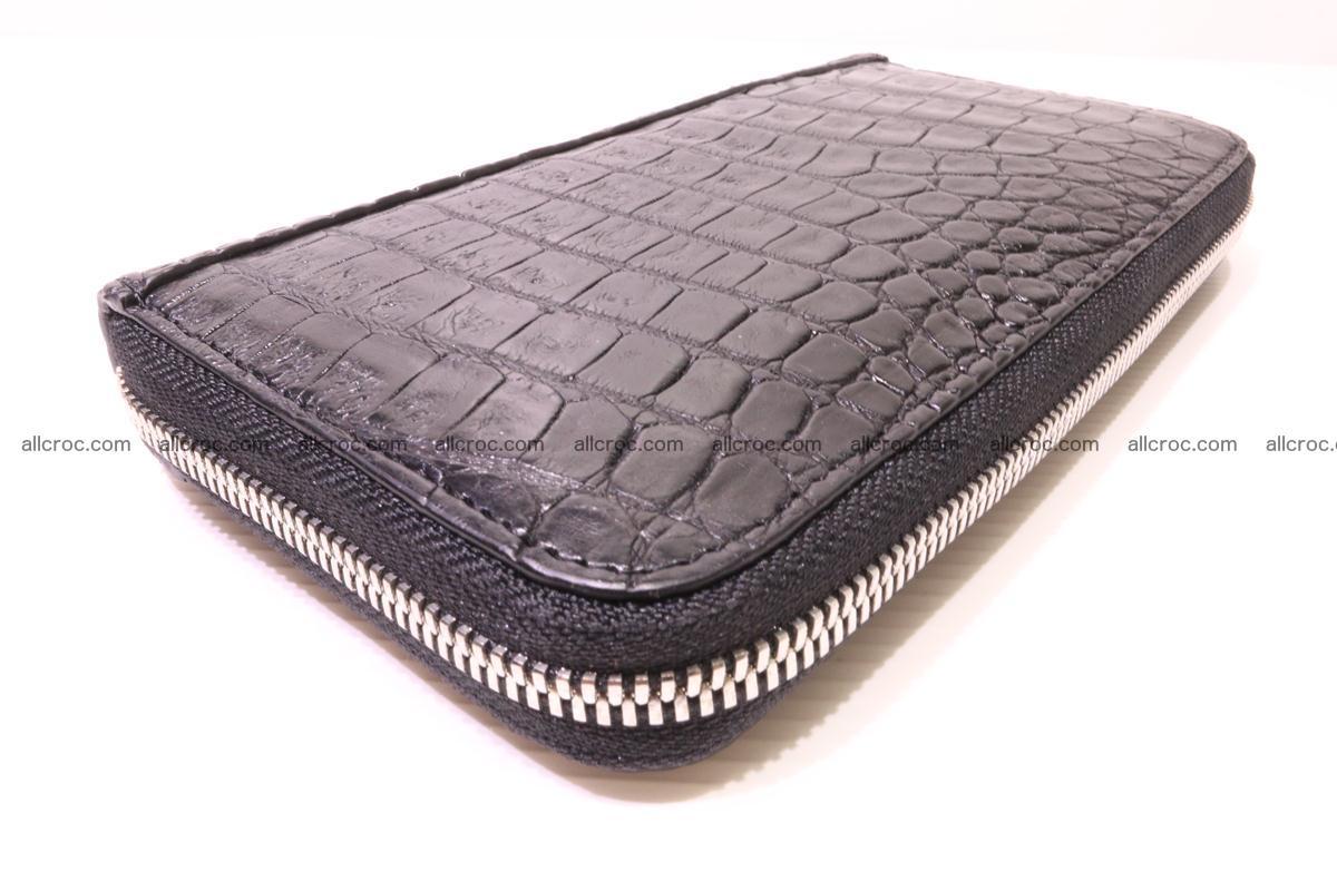 Crocodile wallet 1zip 336 Foto 3