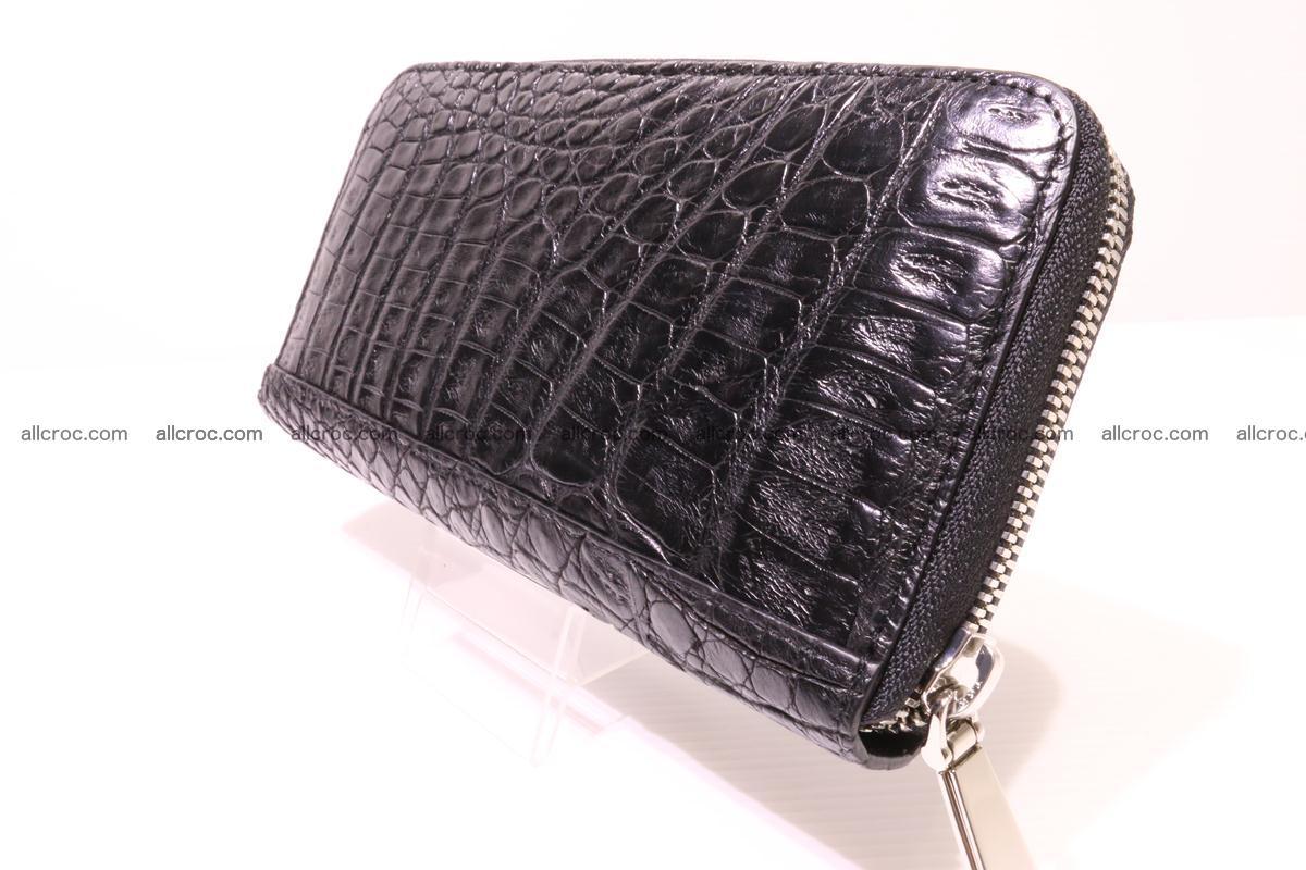 Crocodile wallet 1zip 336 Foto 1