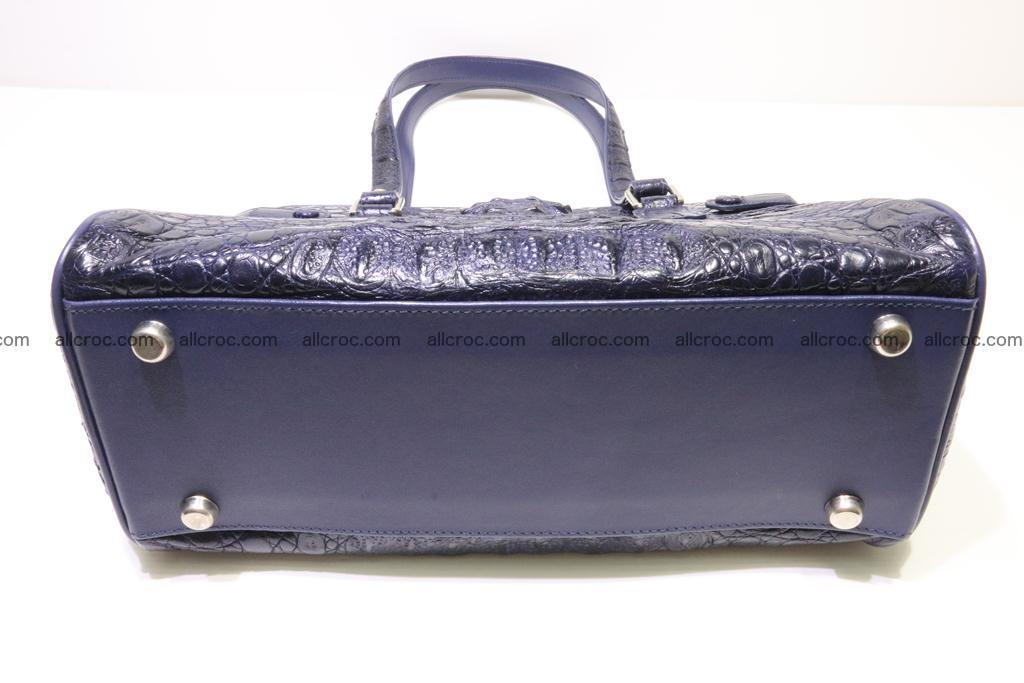 crocodile women's bag 391 Foto 7