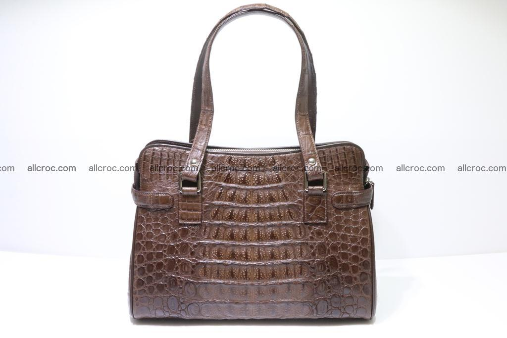 crocodile women's bag 393 Foto 4