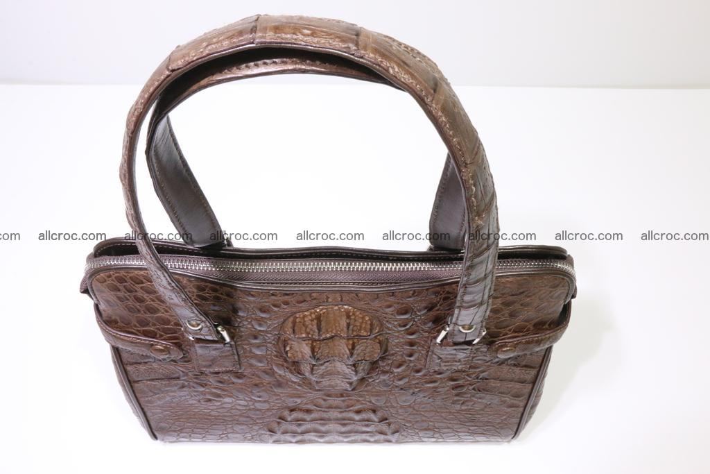 crocodile women's bag 393 Foto 6