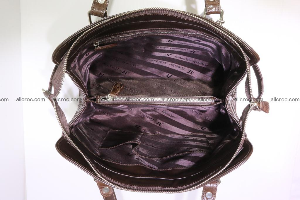 crocodile women's bag 393 Foto 15