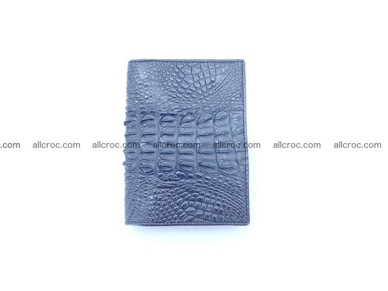 Crocodile skin passport cover 1173