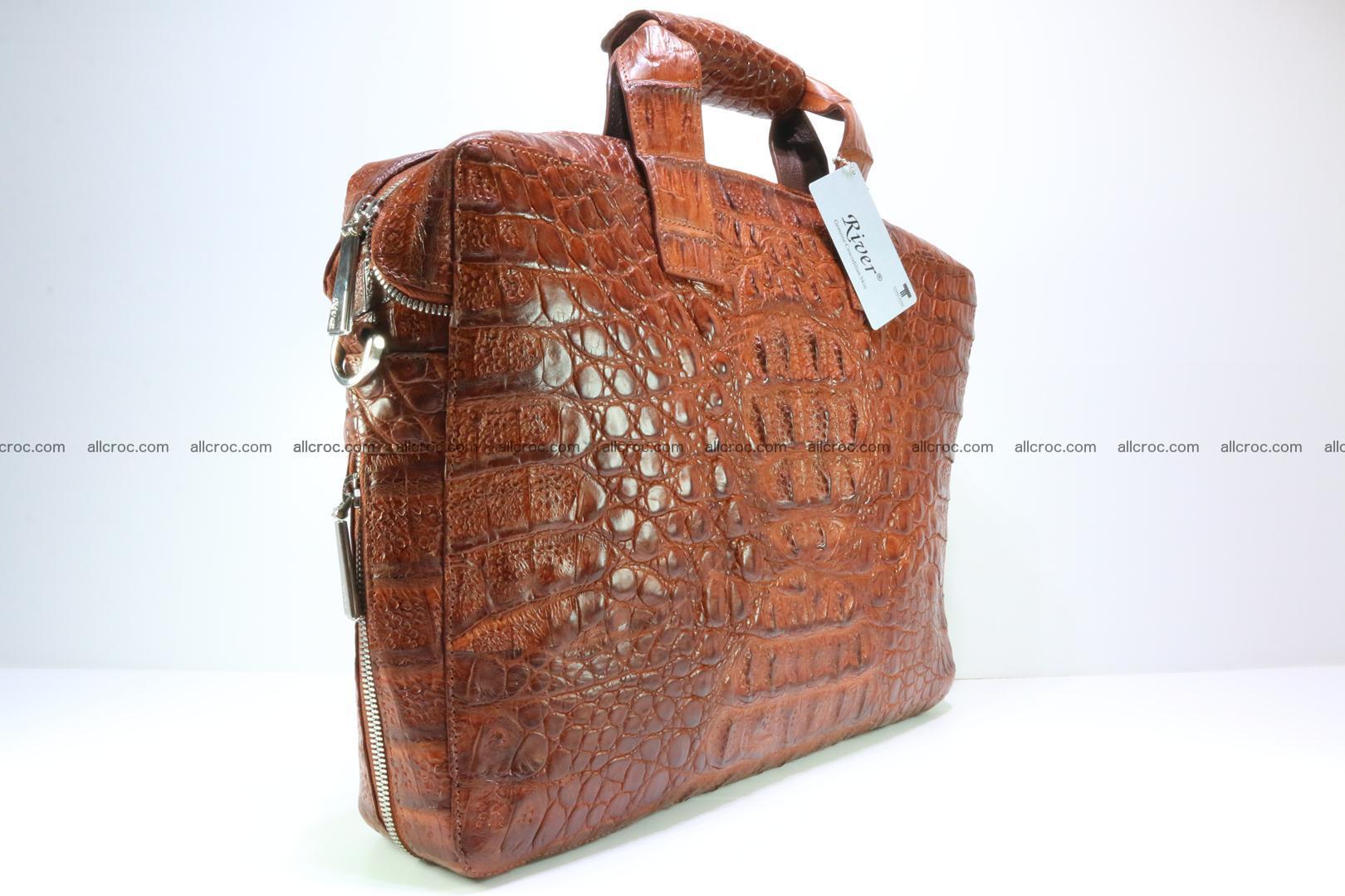 Crocodile skin handbag 125 Foto 2