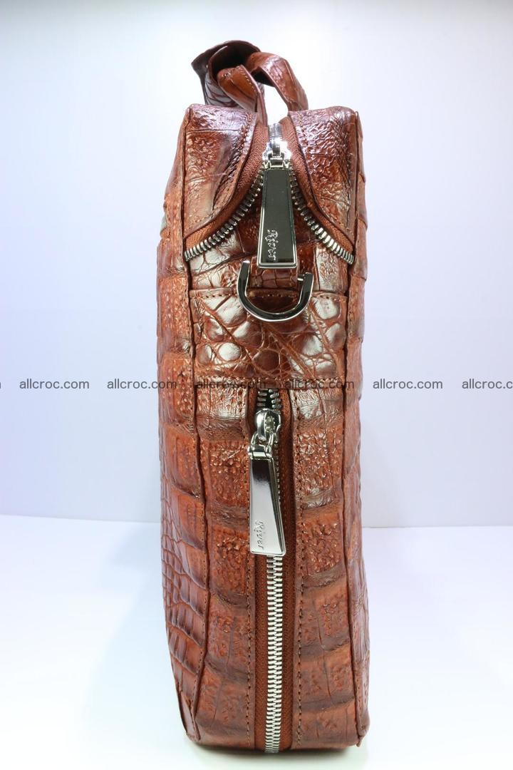Crocodile skin handbag 125 Foto 4