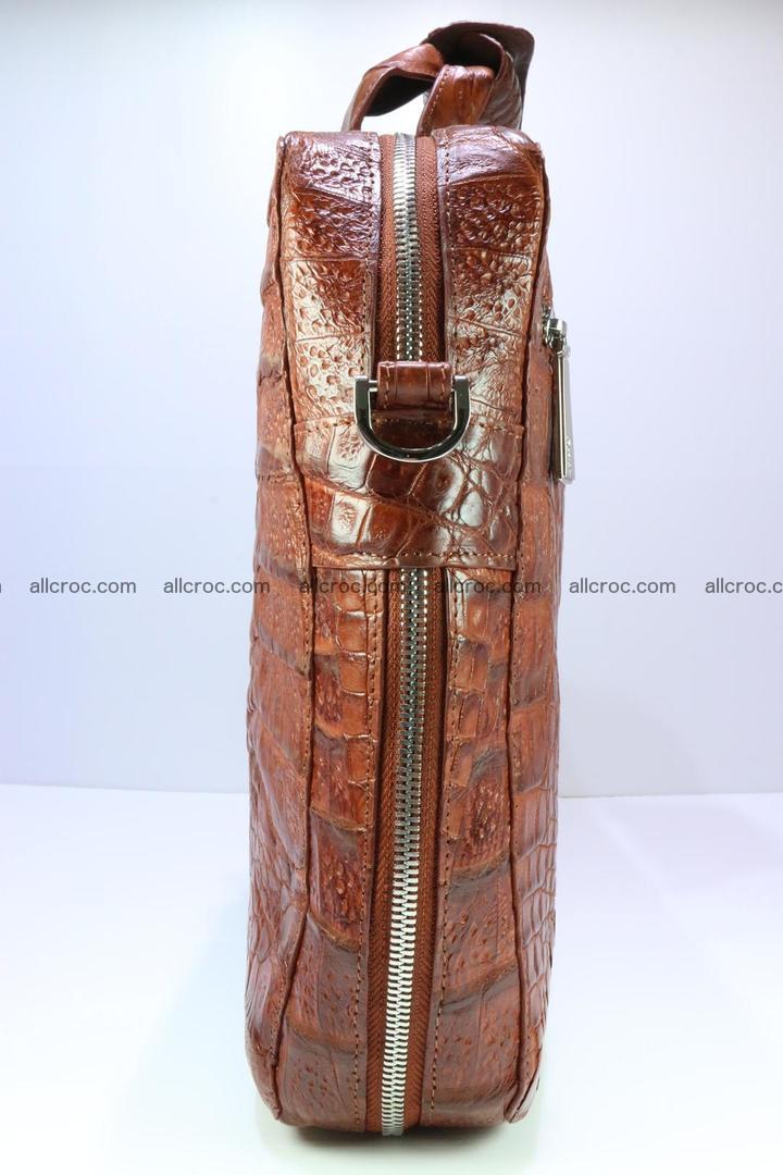 Crocodile skin handbag 125 Foto 5