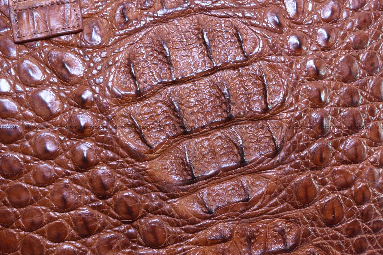 Crocodile skin handbag 125 Foto 6