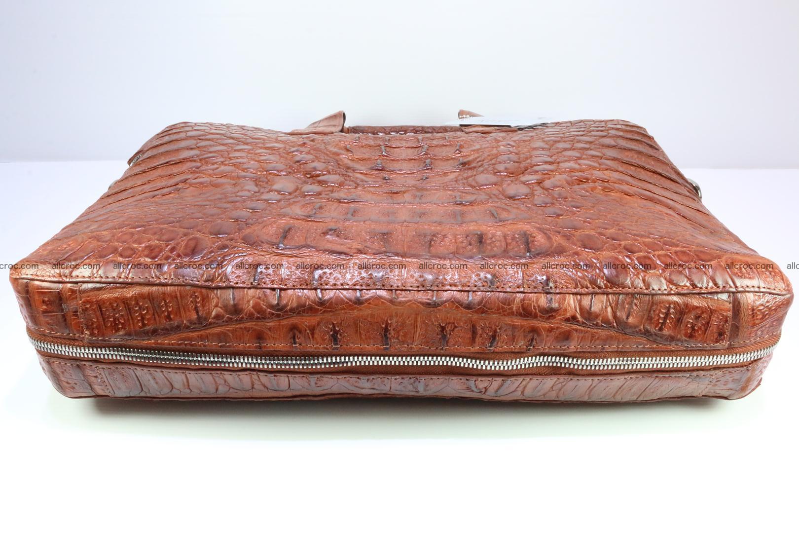 Crocodile skin handbag 125 Foto 9