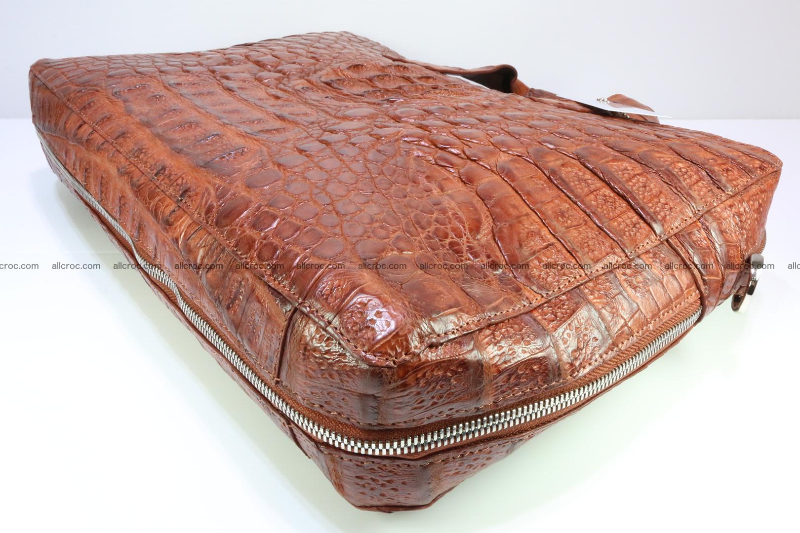 Crocodile skin handbag 125 Foto 11