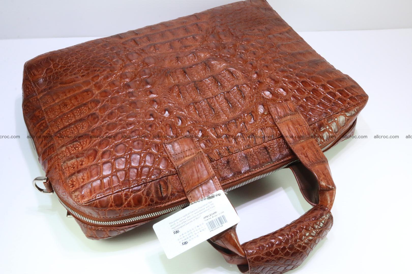 Crocodile skin handbag 125 Foto 8